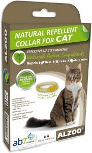 Alzoo F&T Collar Cat