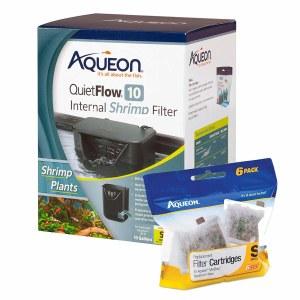 Aqueon Shrimp Filter 10gal