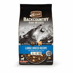 Backcoutry Large Breed 20#