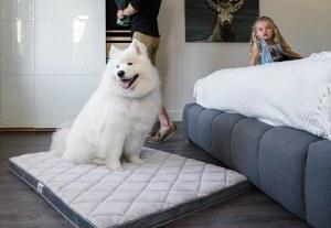 BeOne Diamond Bed Grey Sm