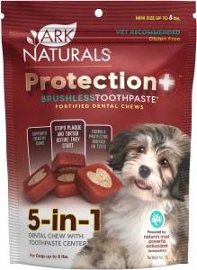 Brushless Toothpaste Chew Mini
