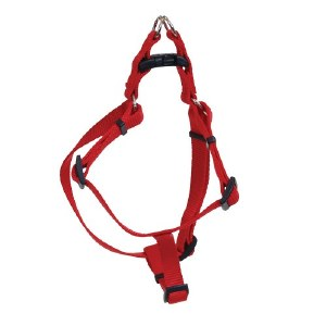 Comfort WRAP Harness 5/8 RED