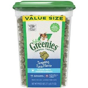 Feline Greenies Tuna Tub