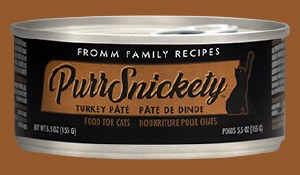 Fromm Purrsnickety Pate' Turk