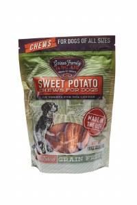 Gaines Family Sw Pot Chews 4oz