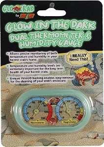 Glow Hermit Thermometer