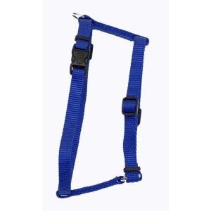Harness 3/4 ADJ  20-28 BLUE