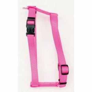 Harness 3/4 ADJ  20-28 HT PINK