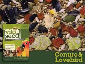Higgins Vita Conur Lovebird 2.5#