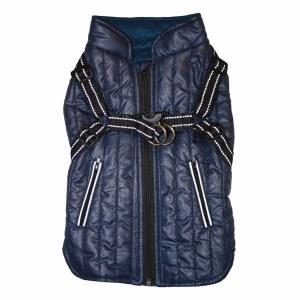 Harness Coat Blue Sm