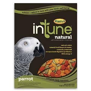 Higgins In Tune Parrot 3#