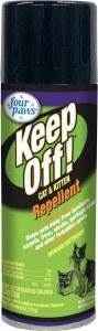 Keep Off Cat & kitten