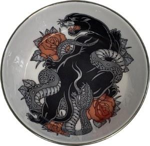 Komodo SS Bowl Panther 3cup