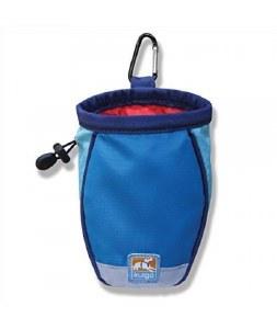 Kurgo Stuff It Treat Bag Blue