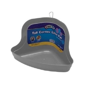 Litter Pan Tall Corner