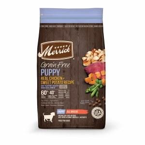 Merrick GF Puppy 4#