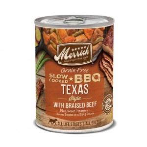 Merrick Texas BBQ Beef