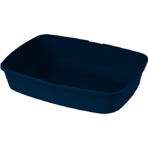 Moderna Litter Pan Jumbo Blue