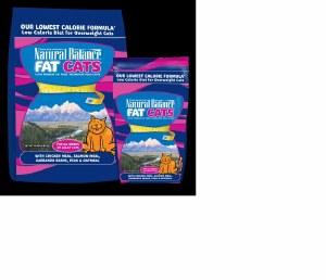 Natural balance Fat Cat 15#