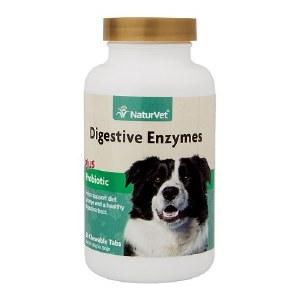 NatVet Dog Digest Enzymes 60ct