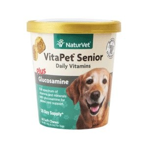 Naturvet Senior Plus Vitamins