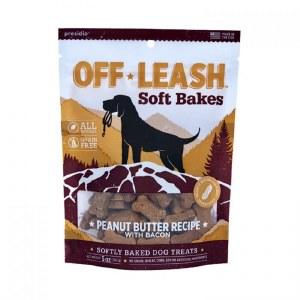 Off Leash Soft Bakes PB 5oz