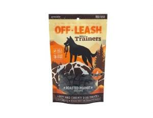 Off Leash Trainers Peanut 5oz