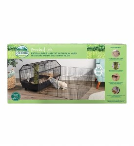 Oxbow Habitat Guinea Rabbit XL