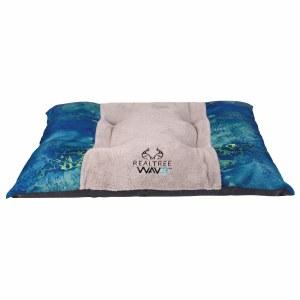 Realtree Wav3 Pillow Bed 40x30
