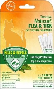Tropiclean Cat F&T Spot On