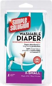 Washable Diaper XS