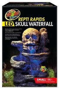 ZooMed Waterfall LED Skull Sm
