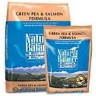 Natural balance CAT SALMON & GREEN PEA 10#