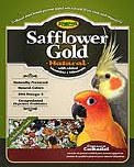 Higgins Safflower Gold Cockatiel