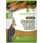 Zupreem Natural Cockatiel 2.5#