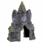 Asian Temple Gate