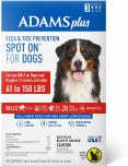 Adams Plus Spot On XL Dog