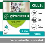 Advantage 2 Kitten 2pk