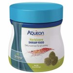 Aqueon Herbivore Shrimp Food