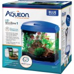 Aqueon Mini Bow Blue 1gal
