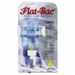 Bottle Flat Bac 4oz