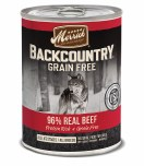 Backcountry 96% Real Beef