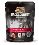 Backcountry Cat Pouch Beef