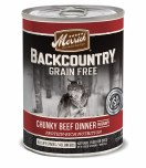 Backcountry Chunky Beef Can