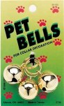 Bell Round Gold 3pk