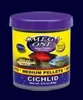 OMEGA MED CICHLID PELLETS 6.5