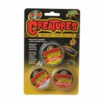 Creatures Food Jelly Cups
