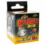 Creatures LED Lamp 5w Daylight