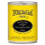 Fromm Chic & Salmon Pate'