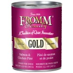 Fromm Dog Can Salmon Chic Pate